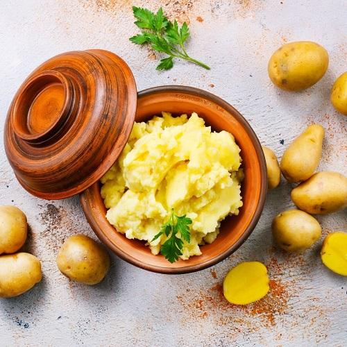 Potato Flake 3 mm